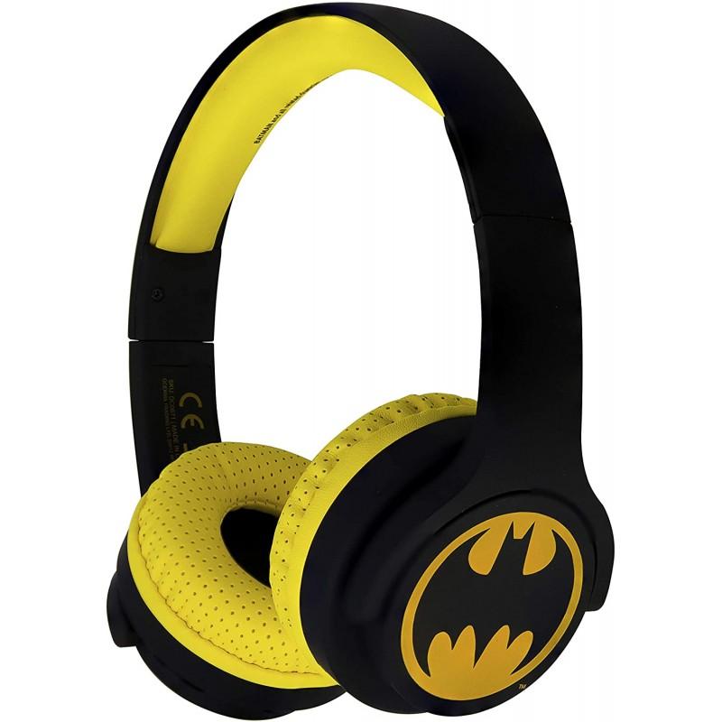 Auscultador OTL Bluetooth Batman Symbol