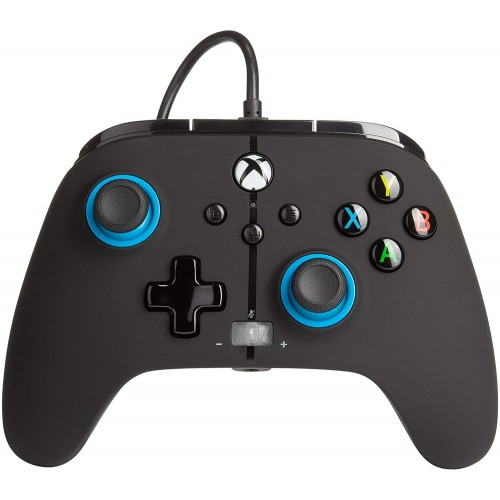 Comando PowerA Hint of Color Blue Xbox One, Xbox Serie X & PC
