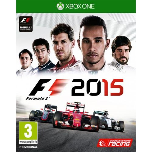 Formula 1 2015 F1
