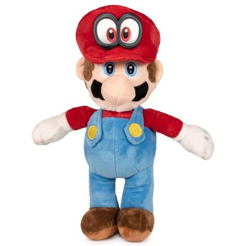 Peluche Super Mario Odyssey 35cm