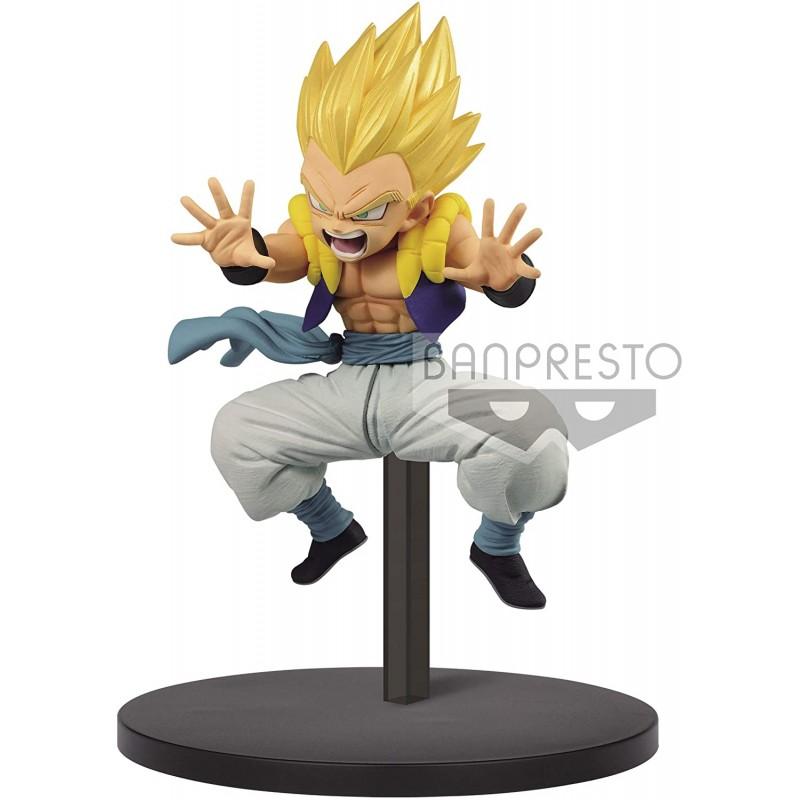 Figura Banpresto Dragon Ball Super Saiyan Gotenks 17cm