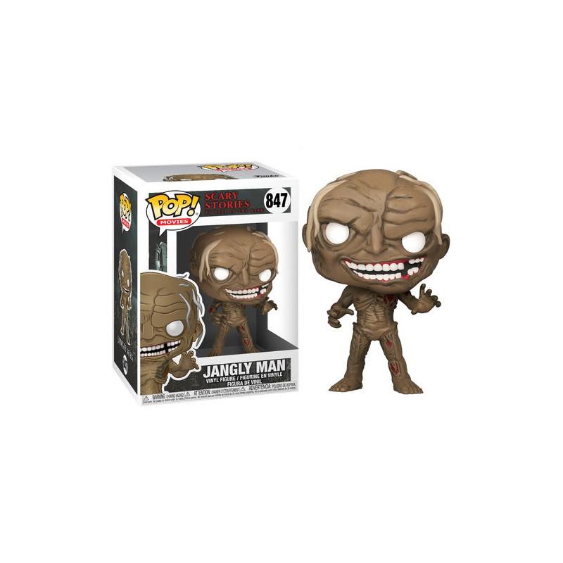 Figura Funko Pop Scary Stories Jangly Man 847