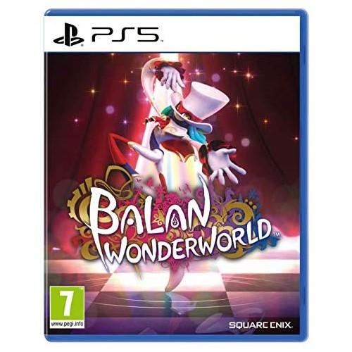 Balan Wonderworld PS5 (Oferta Porta Chaves)