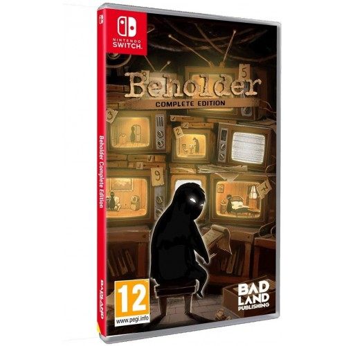 Beholder Complete Edition Nintendo Switch