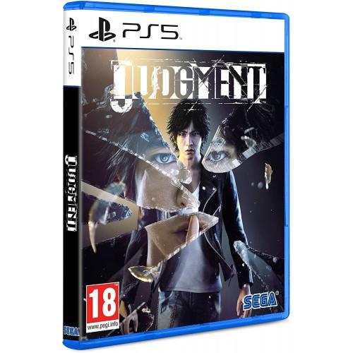 Judgment PS5 (Disponível 22/04/2021)