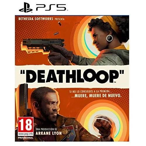 Deathloop PS5 (Disponível 14/09/2021)