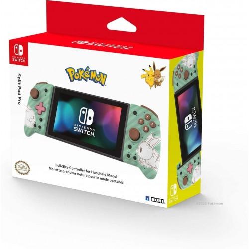 Split Pad Pro Hori Pikachu & Eevee Nintendo Switch