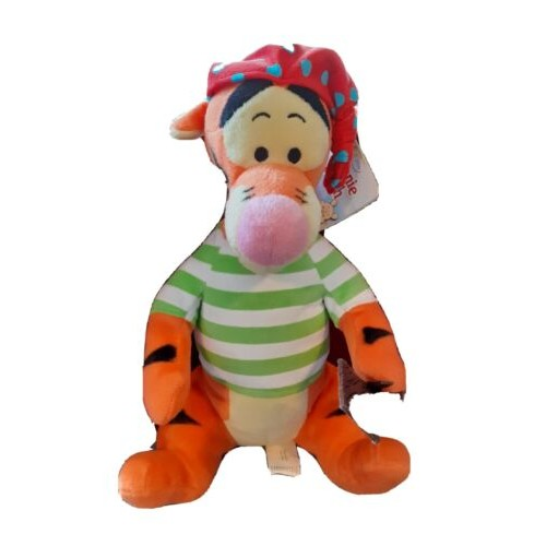 Peluche Winnie the Pooh Tigger Pirate Velboa 30cm