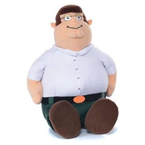 Peluche Family Guy Peter Griffin 23cm