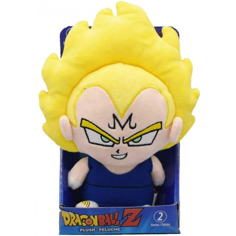 Peluche Dragon Ball Z S2 Majin Vegeta 15cm
