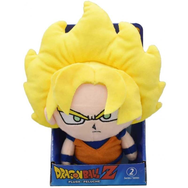 Peluche Dragon Ball Z S2 Goku SSJ 15cm
