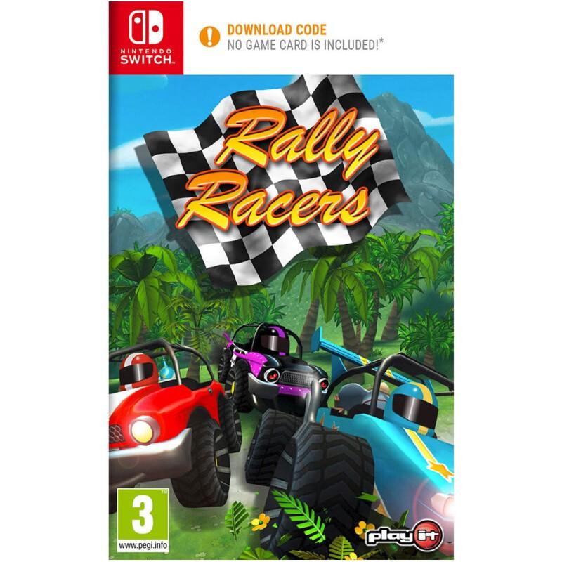 Rally Racers Nintendo Switch