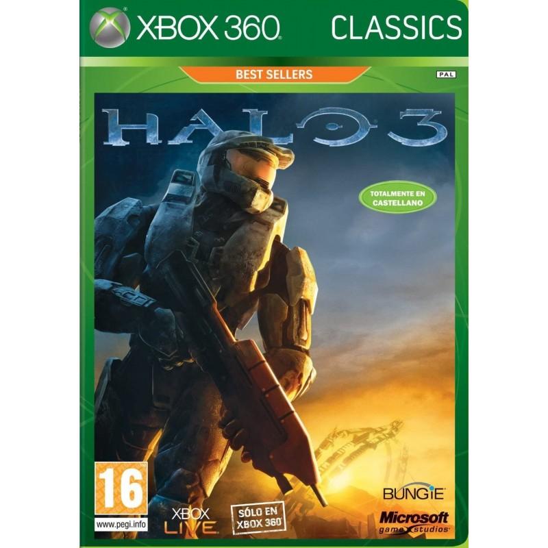 Halo 3 (classics) Xbox 360