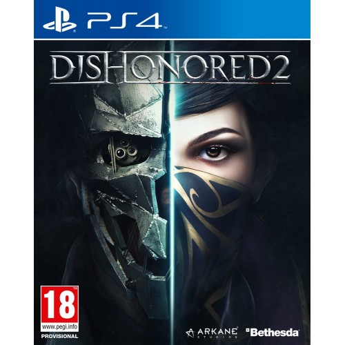 Dishonored 2 Steelbook PS4