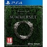 The Elder Scrolls Online Summerset PS4