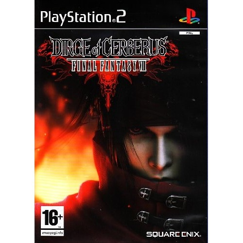 Final Fantasy VII Dirge of Cerberus PS2