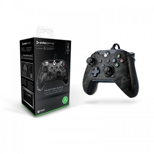 Comando PDP Phantom Black Xbox One, Xbox Serie X/S & PC