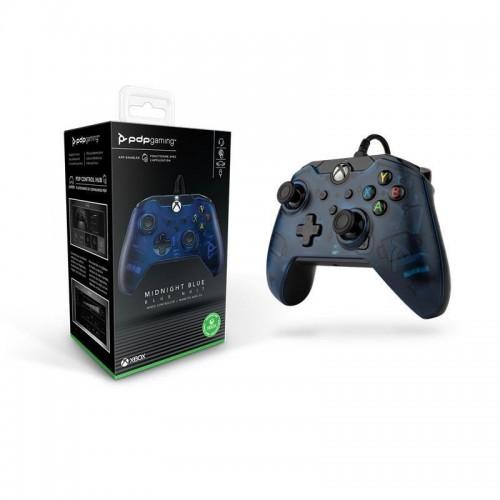 Comando PDP Midnight Blue Xbox One, Xbox Serie X/S & PC