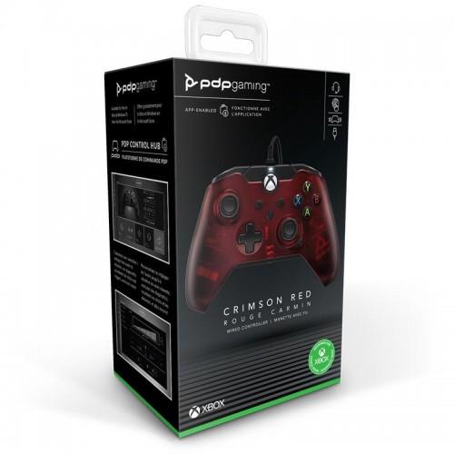 Comando PDP Crimson Red Xbox One, Xbox Serie X/S & PC