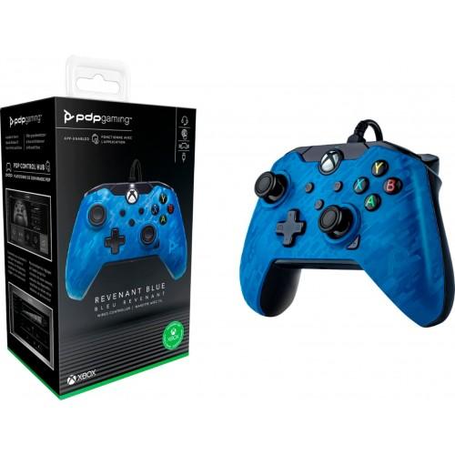 Comando PDP Revenant Blue Xbox One, Xbox Serie X/S & PC