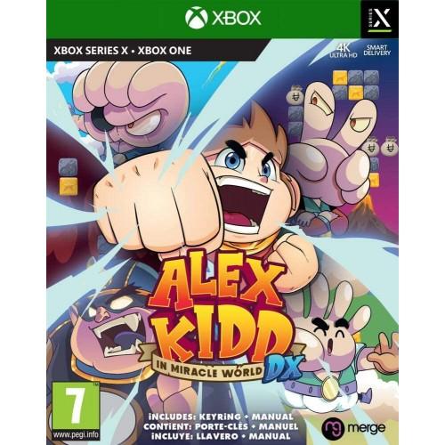 Alex Kidd in Miracle World DX Xbox Series X & Xbox One