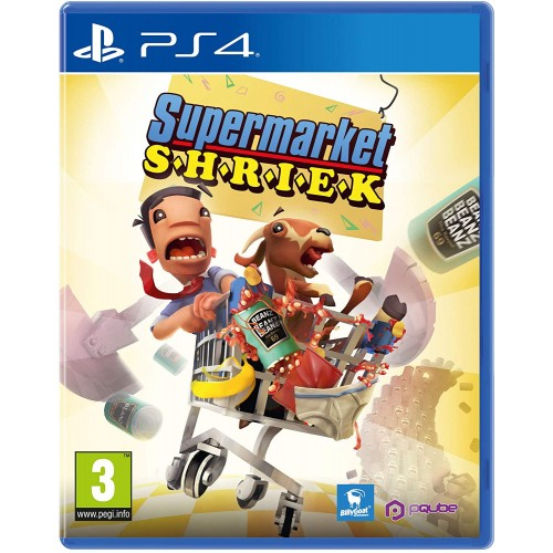 Supermarket Shriek PS4
