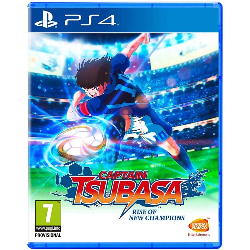 Captain Tsubasa Rise Of New Champions PS4
