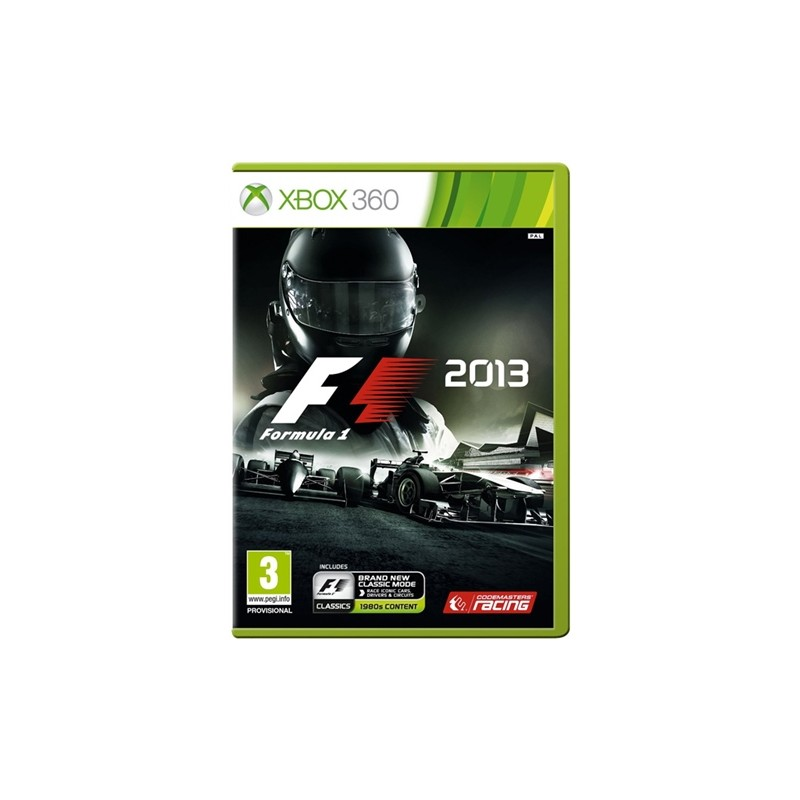 Formula 1 2013 Xbox 360
