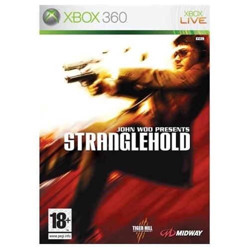 Stranglehold USADO Xbox 360