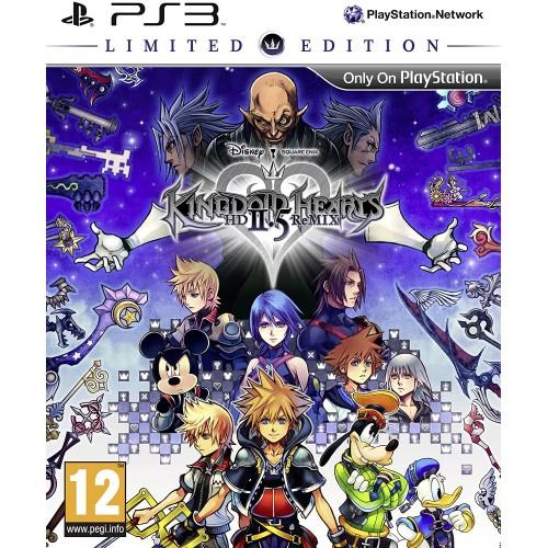 Kingdom Hearts HD 2.5 Remix Limited Edition PS3