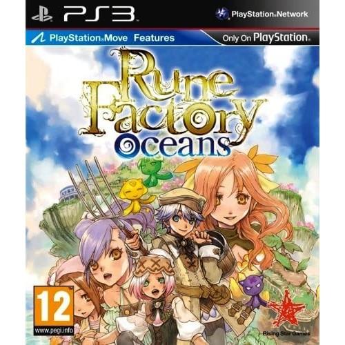 Rune Factory Oceans PS3