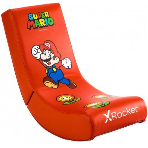 Cadeira X-Rocker Super Mario All-Star Collection Mario