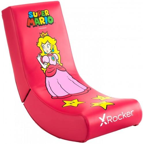 Cadeira X-Rocker Super Mario All-Star Collection Princess Peach