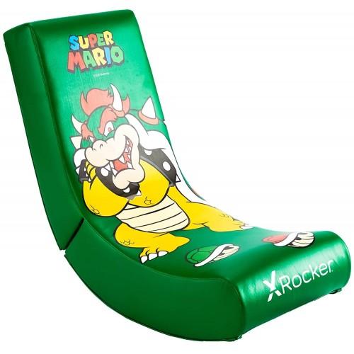 Cadeira X-Rocker Super Mario All-Star Collection Bowser