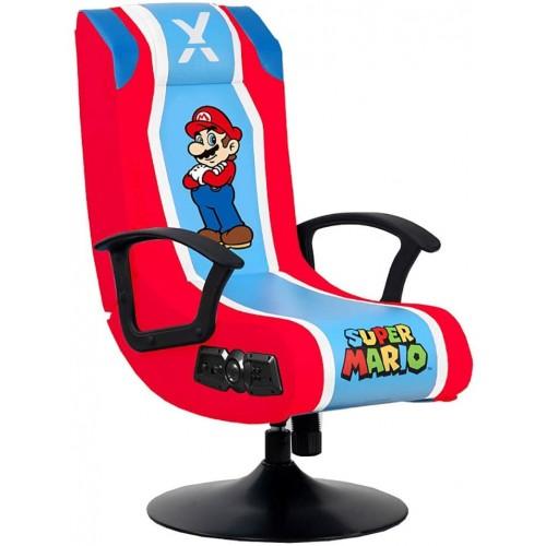Cadeira X Rocker Super Mario