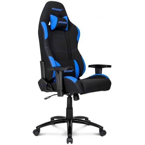 Cadeira Akracing Core Ex Preta/Azul