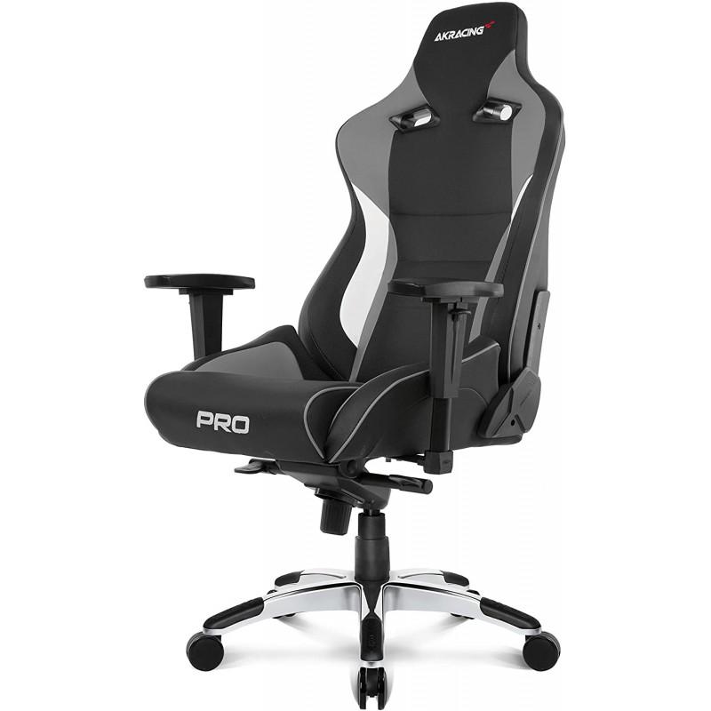 Cadeira Akracing Master Pro Cinzento