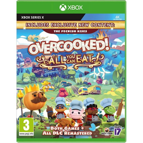 Overcooked! All You Can Eat Xbox Series X & Xbox One