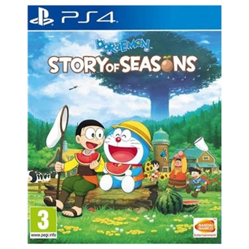 Doraemon Story of Seasons PS4