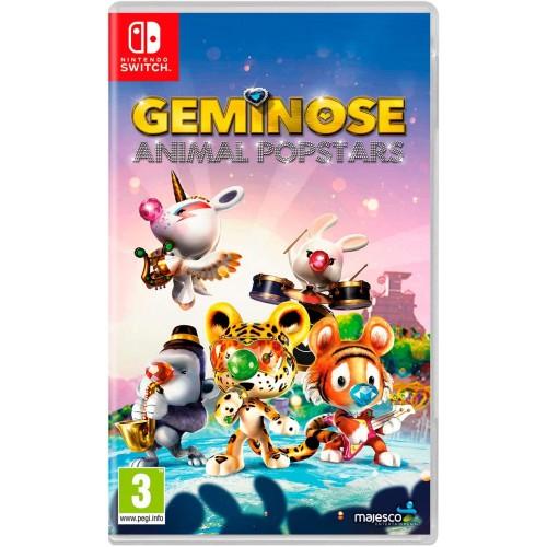 Geminose Animal Popstars Nintendo Switch