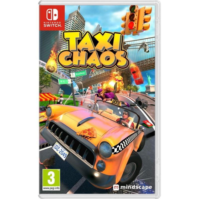 Taxi Chaos Nintendo Switch