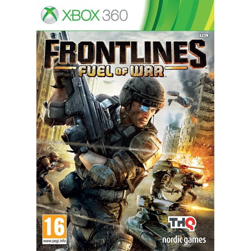 Frontline Fuel of War Xbox 360