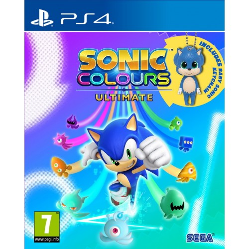 Sonic Colors Ultimate Day One Edition PS4
