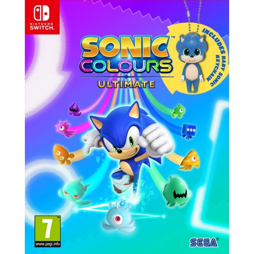 Sonic Colors Ultimate Day One Edition Nintendo Switch