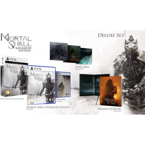 Mortal Shell Enhanced Edition PS5