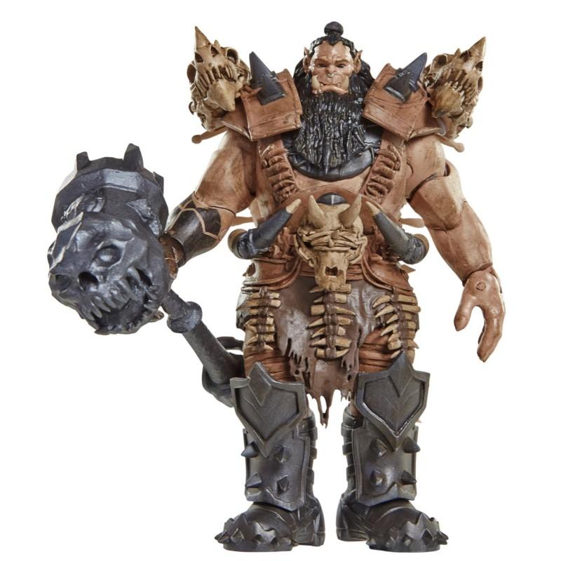 Figura Warcraft Blackhand 15cm USADO