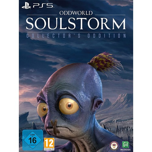 Oddworld Soulstorm Collector's Edition PS5