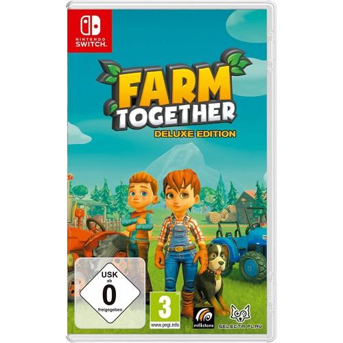 Farm Together Nintendo Switch
