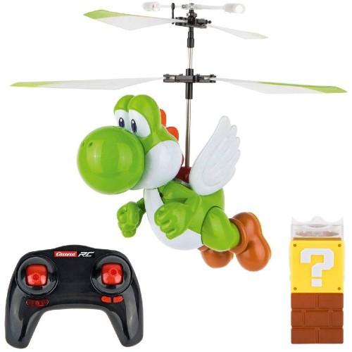 Helicoptero Carrera Nintendo Mario Kart Yoshi