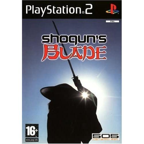 Shogun's Blade PS2